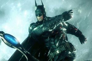 Eerste indruk Batman Arkham Knight
