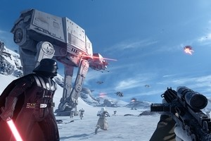 Star Wars Battlefront beta impressie