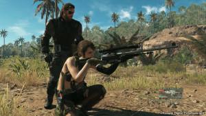 mgsV screenshot