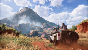 Uncharted 4 review screenshot