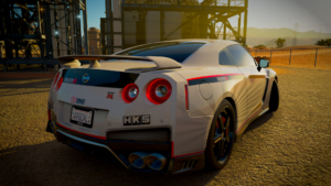 Nissan GTR Forza Horizon 3